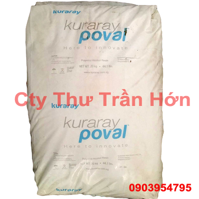 Poly Vinyl Alcohol / PVA 205 / PVA 217