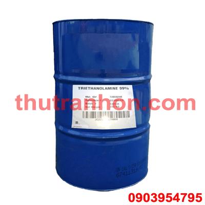 TRIETHANOLAMINE 99% (TEA) C6H15NO3