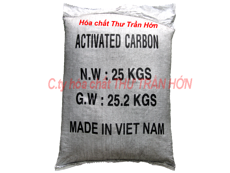ACTIVATED CARBON / THAN HOẠT TÍNH