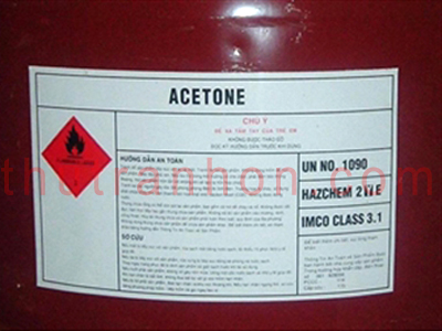 ACETONE  CH3-CO-CH3