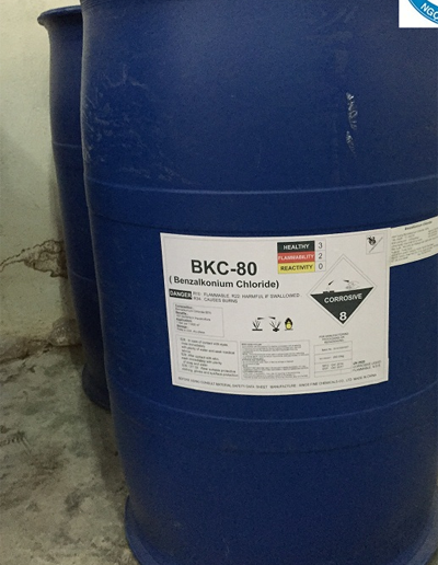 BKC, Benzalkonium Chloride Solution