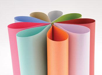 Những loại giấy thông dụng trong nghành in
